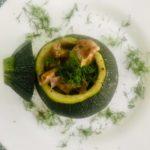 Letnie kanapki – kurki, pomidor