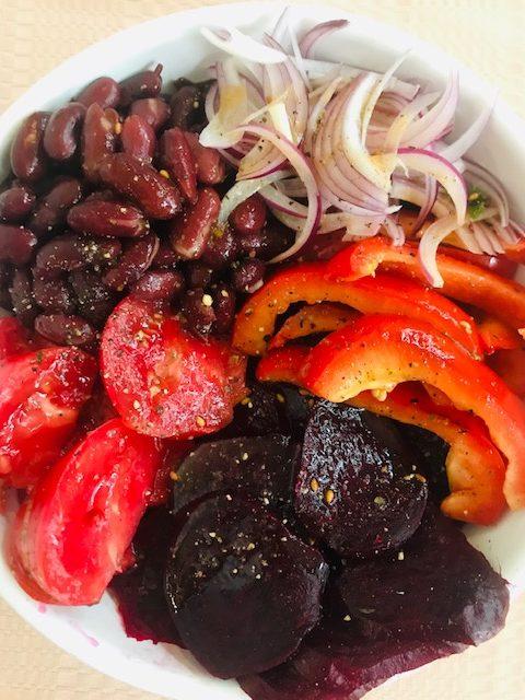 Pomidory i spółka. Czerwone warzywa