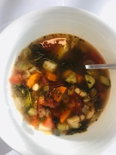 Zupa jesienny warzywniak